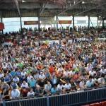 Bajramske molitve se je udeležili več kot štiri tisoč vernikov