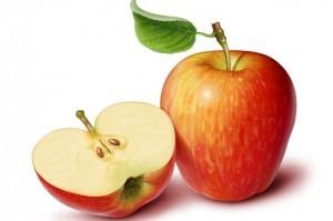 jabolko prikazna